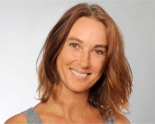 Masseurin und Yogalehrerin Martina Gottschalk