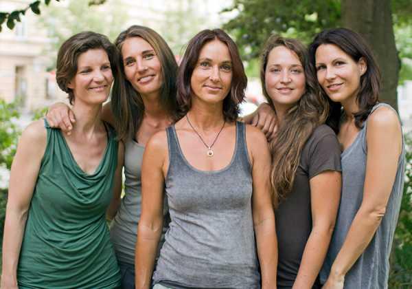 Unser professionelles Team von Massage München