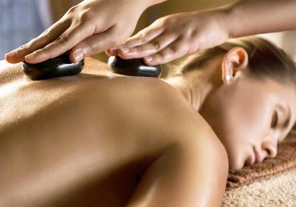Ablauf der Hot Stone Massage lernen München